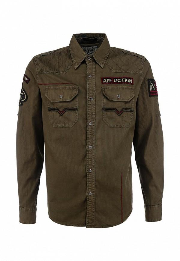 Рубашка с длинным рукавом Affliction (Аффликшн) 110WV359: изображение 1