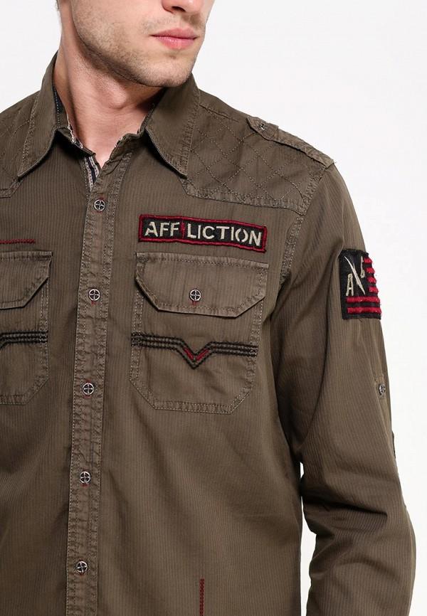 Рубашка с длинным рукавом Affliction (Аффликшн) 110WV359: изображение 2
