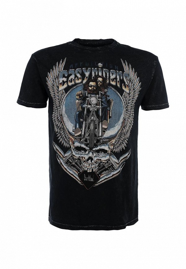 Футболка Affliction EASYRIDERS DEADHEAD