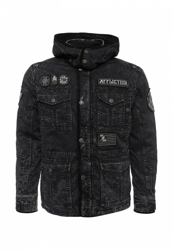 Куртка Affliction (Аффликшн) 110OW201: изображение 1