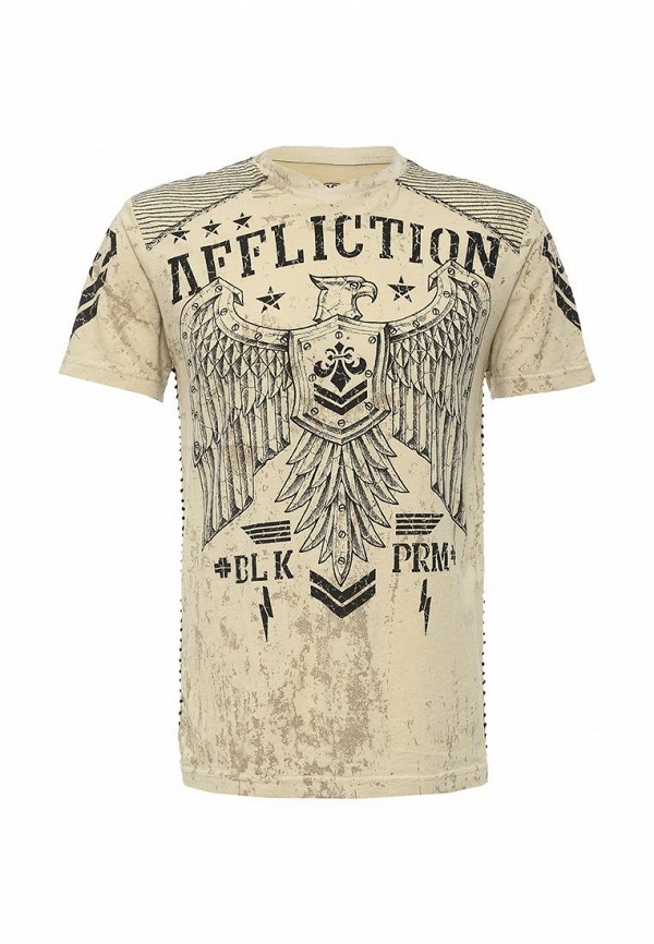 Футболка Affliction DISJOINTED