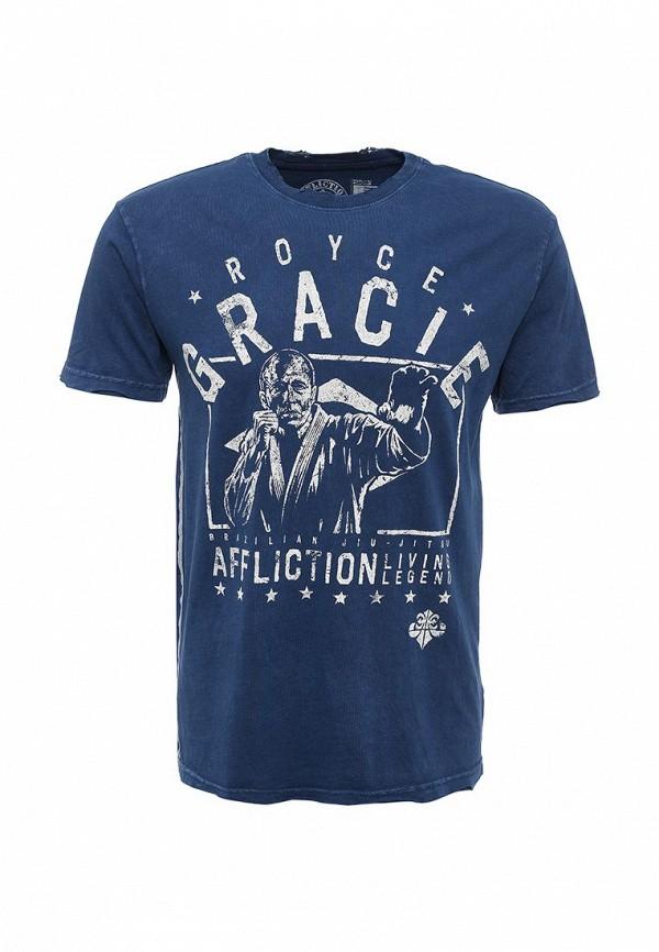 Футболка Affliction GRACIE LEGEND