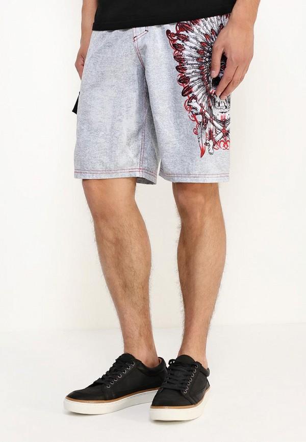 Мужские повседневные шорты Affliction (Аффликшн) 101BS127: изображение 3