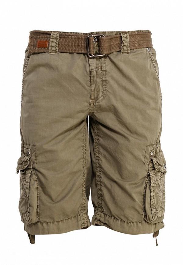 Мужские повседневные шорты Affliction (Аффликшн) 110WS085: изображение 1