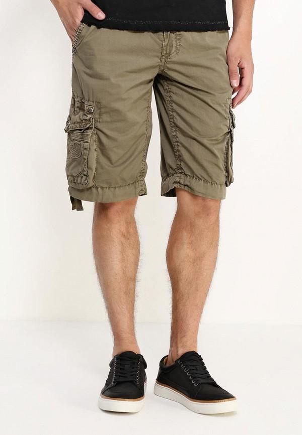 Мужские повседневные шорты Affliction (Аффликшн) 110WS085: изображение 3
