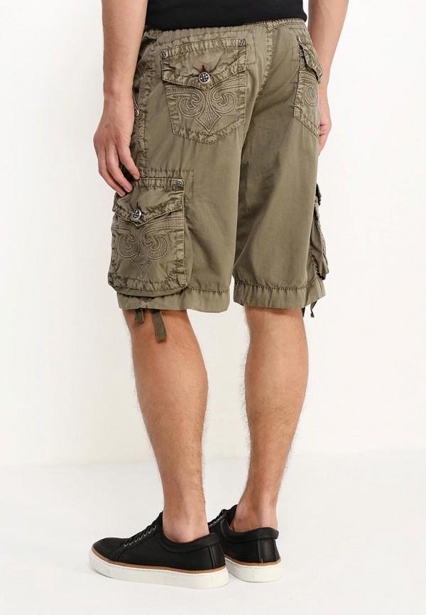Мужские повседневные шорты Affliction (Аффликшн) 110WS085: изображение 4