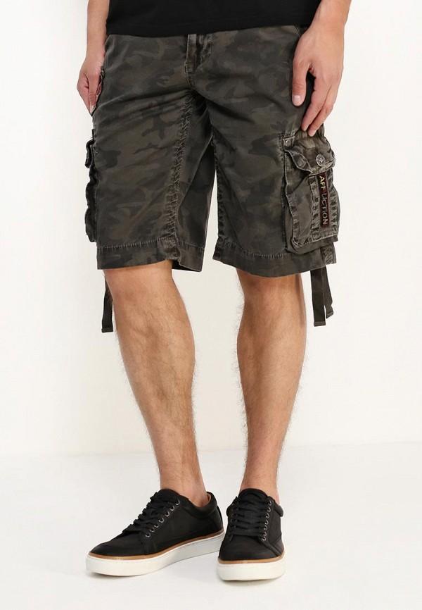 Мужские повседневные шорты Affliction (Аффликшн) 110WS086: изображение 3