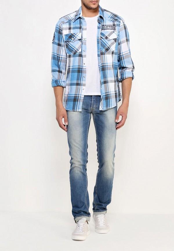 Рубашка с длинным рукавом Affliction (Аффликшн) 110WV387: изображение 2