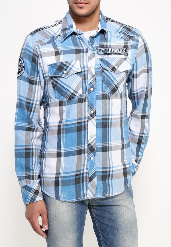 Рубашка с длинным рукавом Affliction (Аффликшн) 110WV387: изображение 3