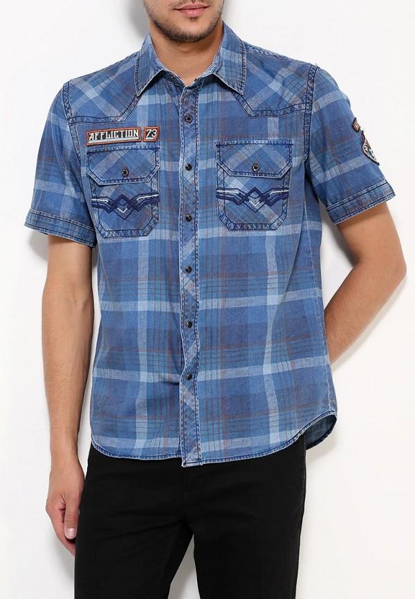 Рубашка с коротким рукавом Affliction (Аффликшн) 110WV447: изображение 3