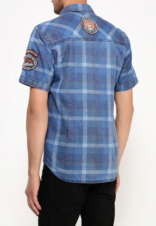 Рубашка с коротким рукавом Affliction (Аффликшн) 110WV447: изображение 4