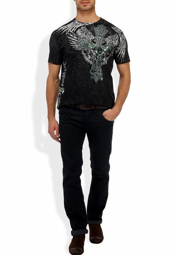 Спортивная футболка Affliction (Аффликшн) X1253: изображение 6