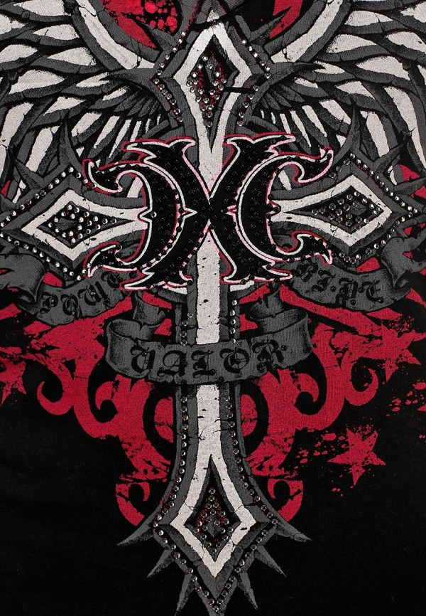 Спортивная футболка Affliction (Аффликшн) XW1202: изображение 5