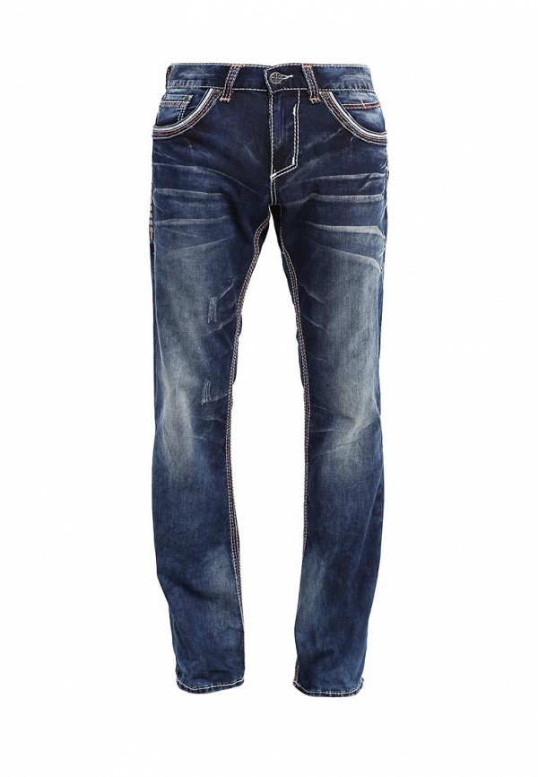 Мужские широкие и расклешенные джинсы Affliction (Аффликшн) 110RS202