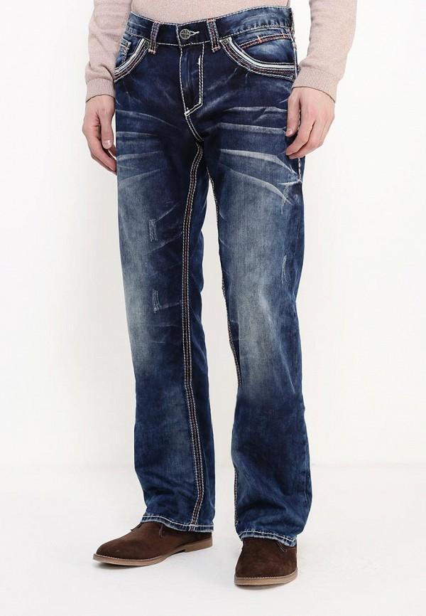 Мужские широкие и расклешенные джинсы Affliction (Аффликшн) 110RS202: изображение 4