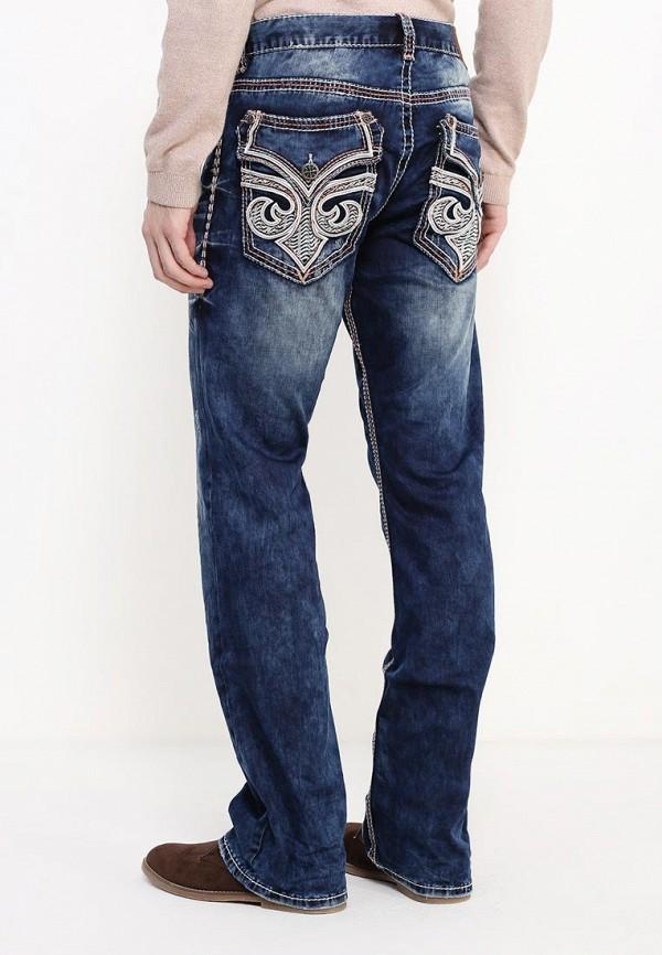 Мужские широкие и расклешенные джинсы Affliction (Аффликшн) 110RS202: изображение 5
