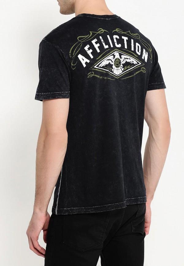 Футболка с надписями Affliction (Аффликшн) A14399: изображение 4