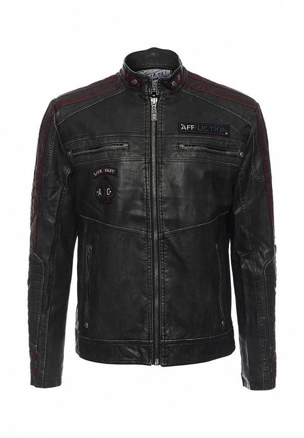Куртка кожаная Affliction 110OW241