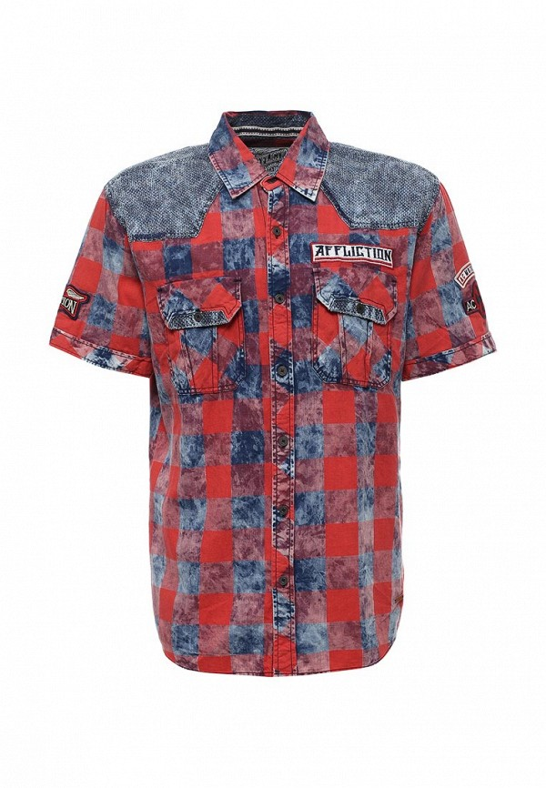 где купить  Рубашка Affliction Affliction AF405EMVXD33  по лучшей цене