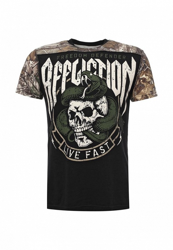 Футболка Affliction Affliction AF405EMVXD37 свитшот marc o'polo 417454050 463