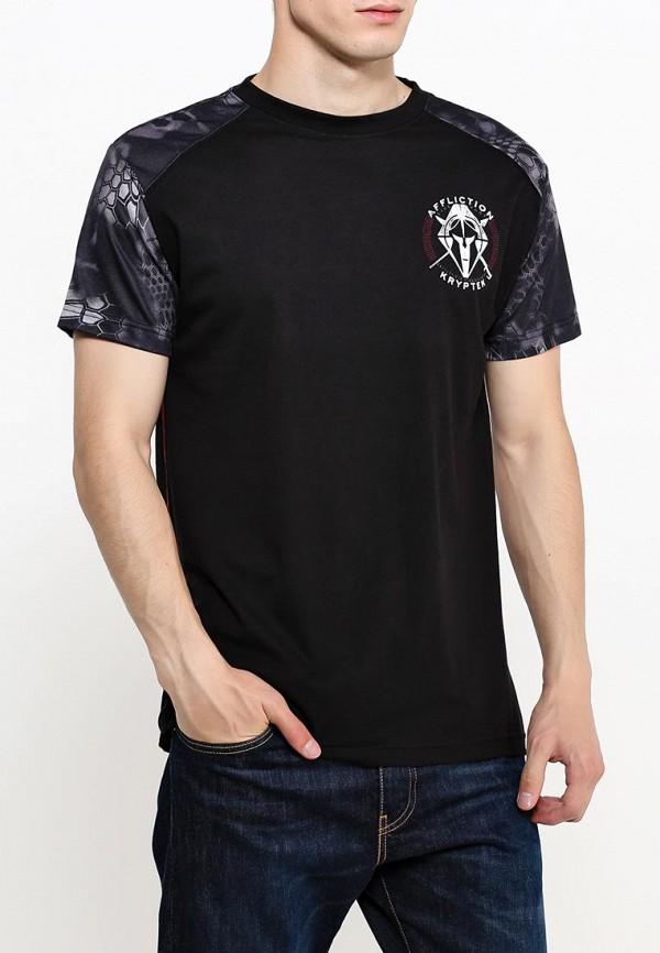 Футболка Affliction Affliction AF405EMVXD38 футболка мужская affliction tall grass цвет черный a16358 размер 3xl 56