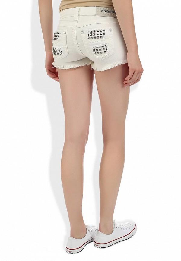 Женские джинсовые шорты Affliction (Аффликшн) 111DS034: изображение 7