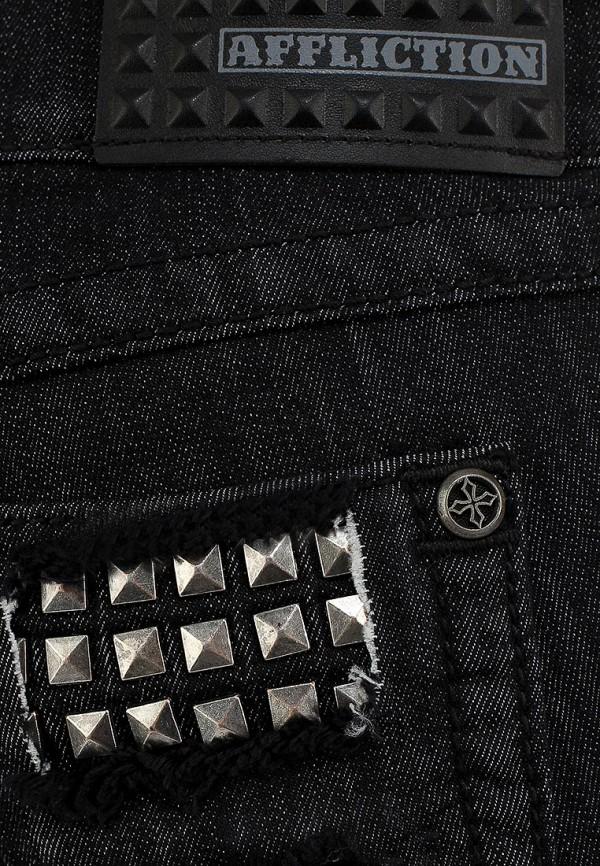 Женские джинсовые шорты Affliction (Аффликшн) 111DS035: изображение 3