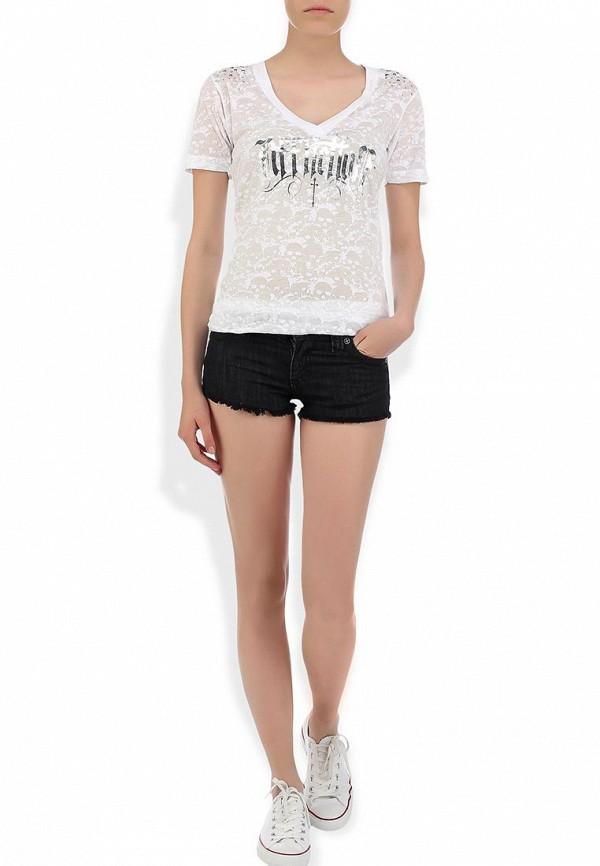 Женские джинсовые шорты Affliction (Аффликшн) 111DS035: изображение 5