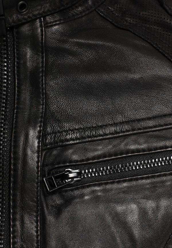 Кожаная куртка Affliction (Аффликшн) 111OW019: изображение 3