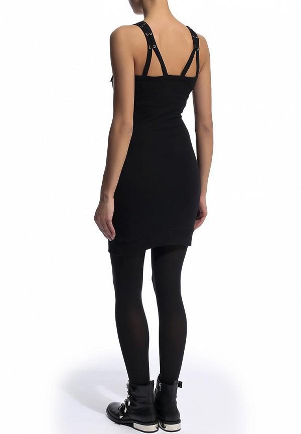 Платье-миди Affliction (Аффликшн) AW10289: изображение 4