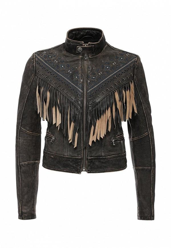Кожаная куртка Affliction (Аффликшн) 111OW049: изображение 2