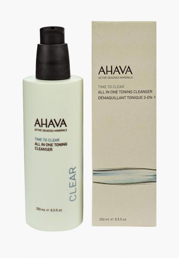 Средство для снятия макияжа Ahava Ahava AH002LWSDW69 ahava time to hydrate нежный крем для глаз 15 мл