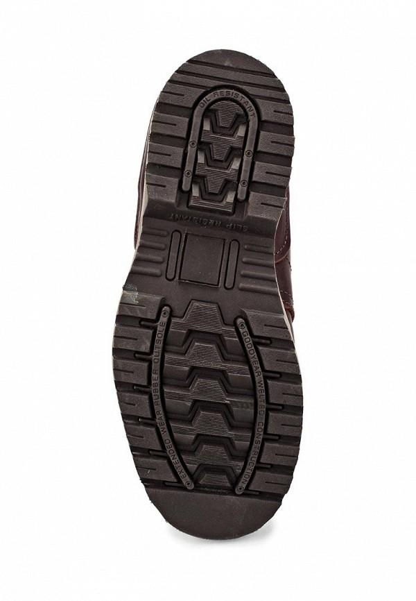 Мужские ботинки Airbox (Эйрбокс) Tw6013-NF braun: изображение 3