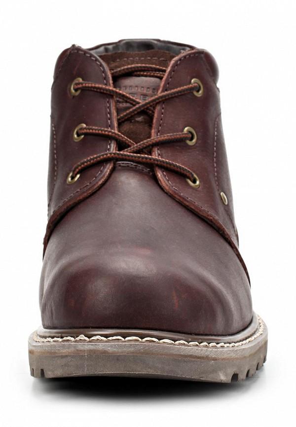 Мужские ботинки Airbox (Эйрбокс) Tw6013-NF braun: изображение 5