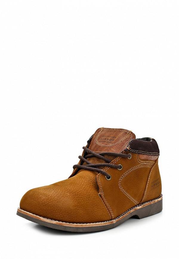 Мужские ботинки Airbox (Эйрбокс) Tw775-NF Tan: изображение 1