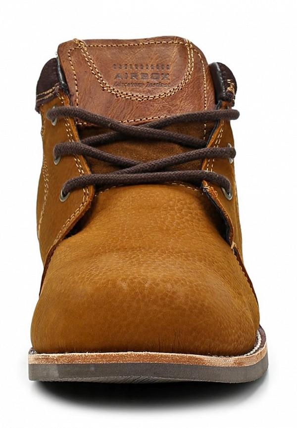 Мужские ботинки Airbox (Эйрбокс) Tw775-NF Tan: изображение 6