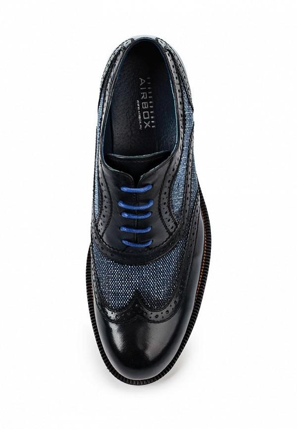 Мужские туфли Airbox (Эйрбокс) D034-20: изображение 4