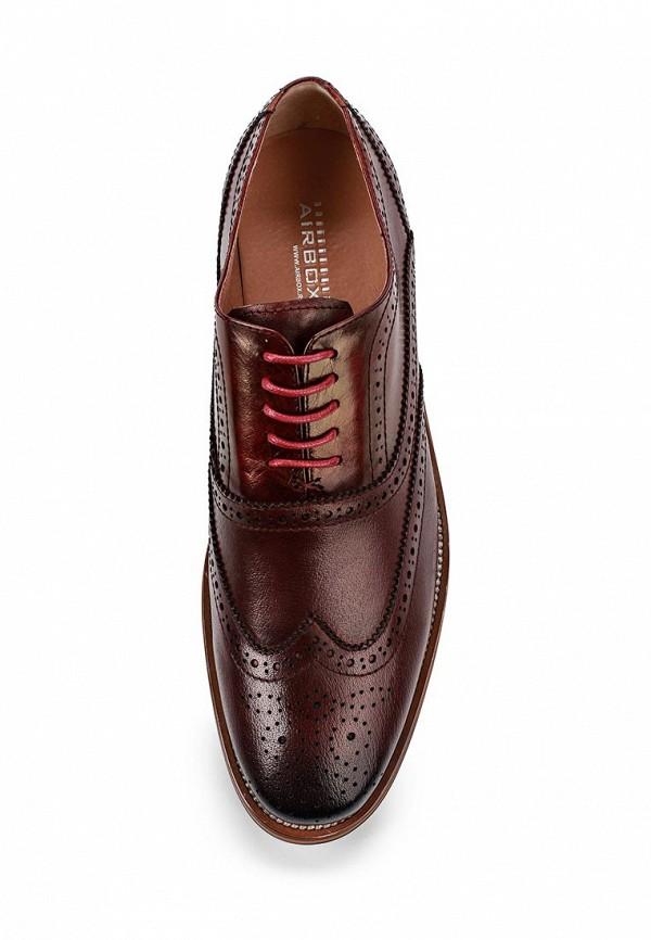 Мужские туфли Airbox (Эйрбокс) H371-27: изображение 4
