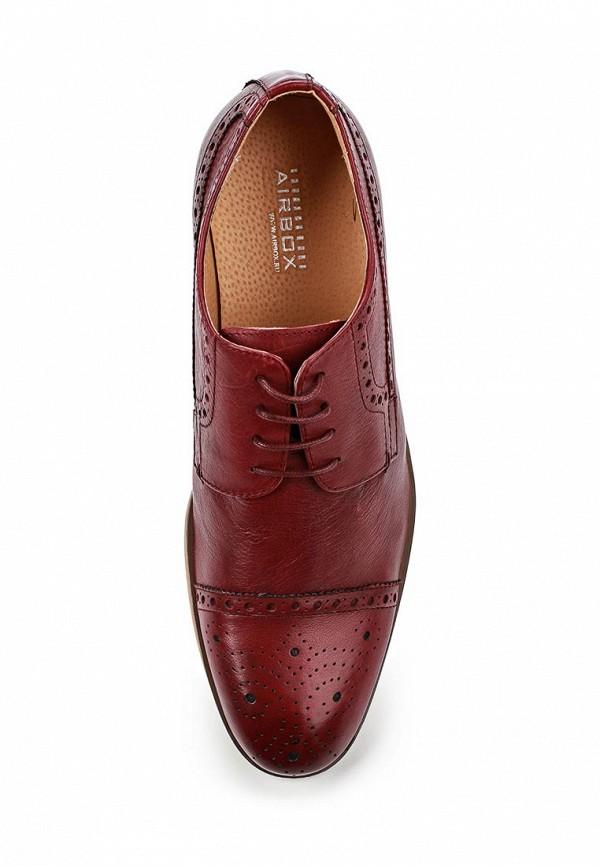 Мужские туфли Airbox (Эйрбокс) H371-26: изображение 4