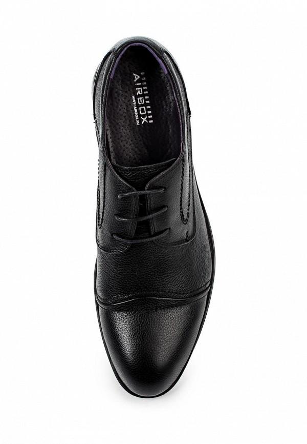 Мужские туфли Airbox (Эйрбокс) 20124-T25: изображение 4