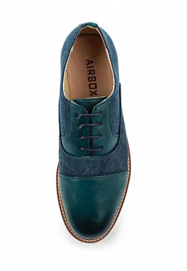 Мужские туфли Airbox (Эйрбокс) VZHJ-UK3: изображение 4
