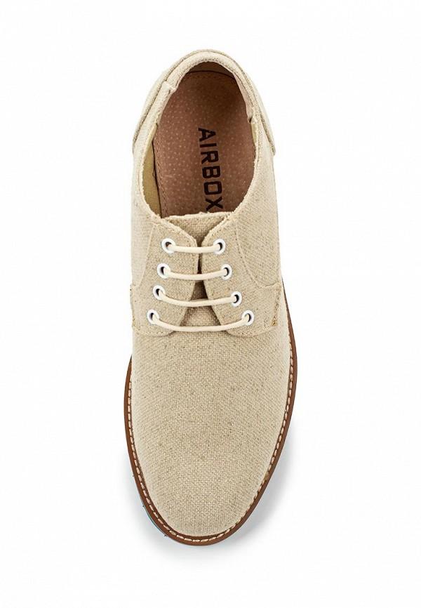 Мужские туфли Airbox (Эйрбокс) VZHJ-UK1: изображение 4