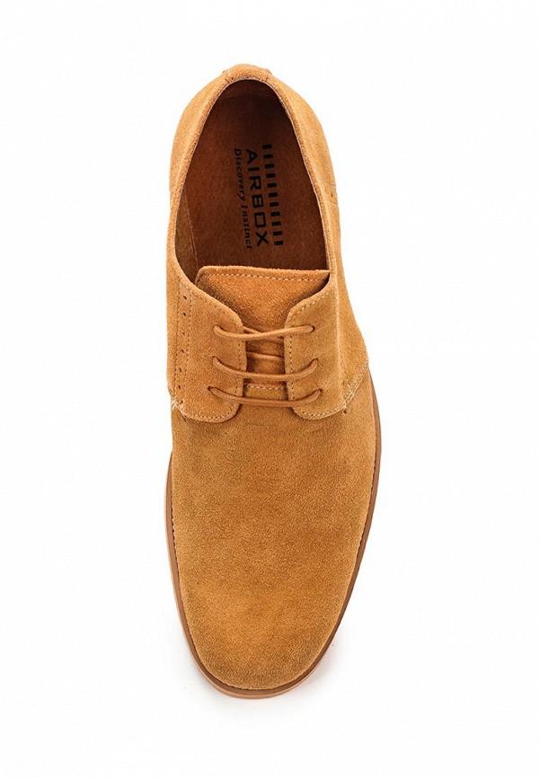 Мужские туфли Airbox (Эйрбокс) SH2774 4: изображение 4