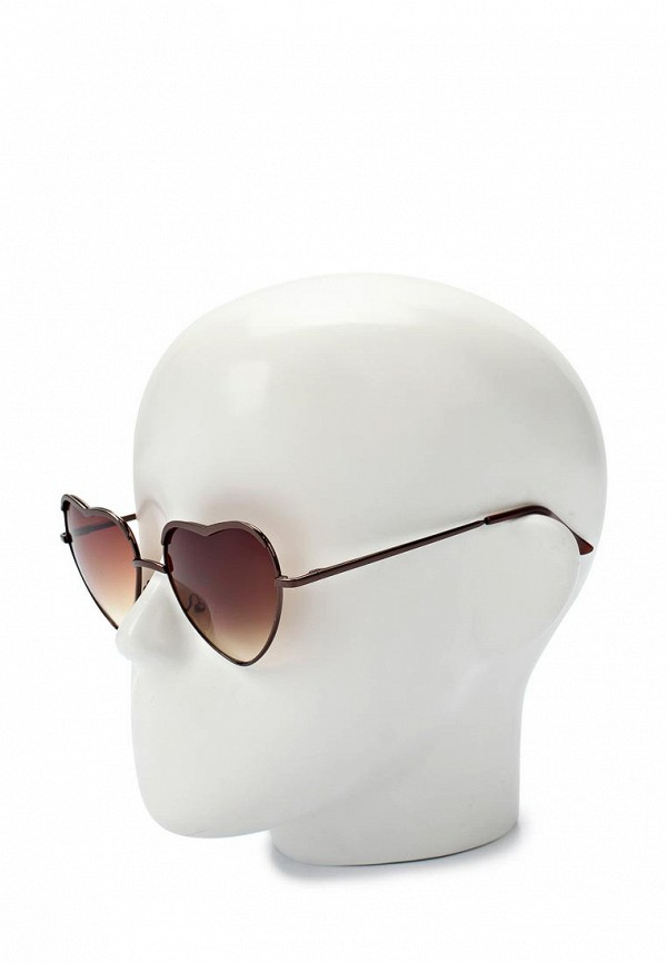 Женские солнцезащитные очки AJ Morgan (ЭйДжей Морган) 88262 Heart of Glass: изображение 3