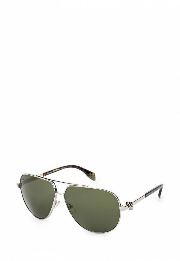Очки солнцезащитные Alexander McQueen AL001DWTNF26