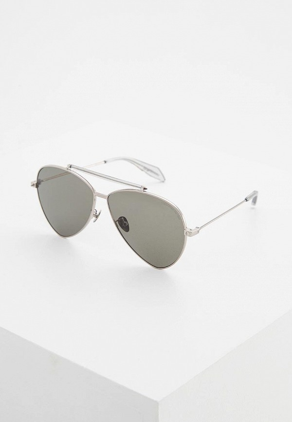 все цены на Очки солнцезащитные Alexander McQueen Alexander McQueen AL001DWZHT35