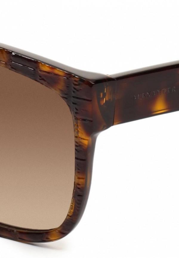 Женские солнцезащитные очки Alexander McQueen 4194: изображение 9