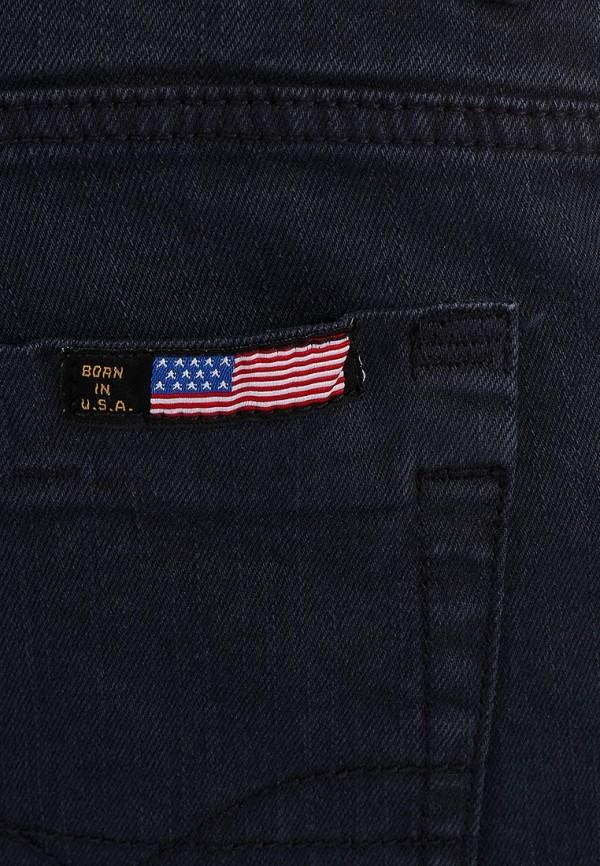 Мужские прямые джинсы Alcott 5C1122UFW C218 BLUNAVY: изображение 3