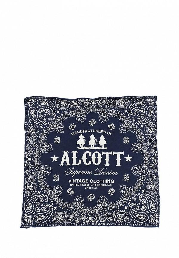 Мужские прямые джинсы Alcott 5T1666UOL759 C753 YELLOW: изображение 9