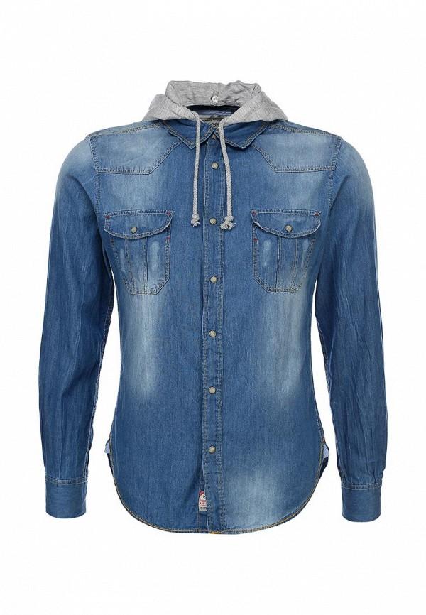 Рубашка с длинным рукавом Alcott CF1091UO C220 BLU: изображение 1